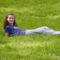 Алиса в траве :: Анна