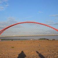 Бугринский мост. Новосибирск. :: gegMapuXyaH