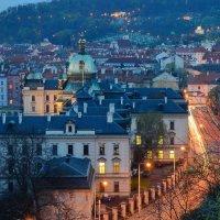 Ночная Прага :: Владимир Брагилевский