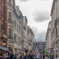 На улицах Лондона. :: Сергей Исаенко