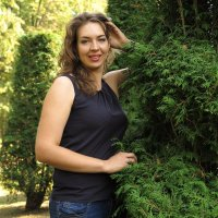 Прогулка в парке :: Оксана Кошелева