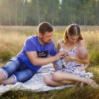 Первое лето :: Алексей Лунгин