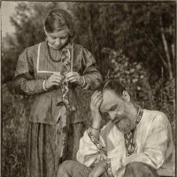 Не плачь о том, что всё исчезло быстротечно :: Ирина Данилова