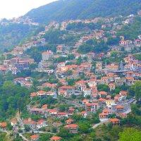 Деревня в горах.Пелопоннес. :: Оля Богданович