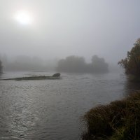 туман :: Алексей Белик