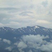 Горы Абхазии :: Наиля