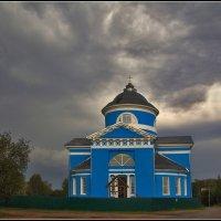 Церковь Успения Пресвятой Богородицы в Пречистом, 1807 г. :: Дмитрий Анцыферов