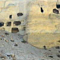 Древние пещеры Мустанга. :: Ирина Токарева
