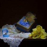 Золотая рыбка для любимой... :: Валентина Колова