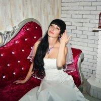 Красотка невеста :: trutatiana .