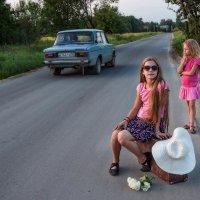 Что-то скучно стало, неуютно, как сегодня вечер скоротать? :: Ирина Данилова