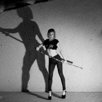 Бой с тенью :: Руслан Веселов