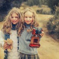Юлиана и Дарина :: Жанна ..