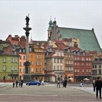 Исторический центр Варшавы :: Aquarius - Сергей