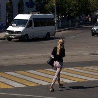 пешеходный переход :: yurij