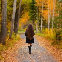 Золотая осень :: Олеся Корсикова