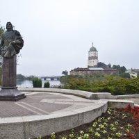 Памятник Апраксину. :: Владимир