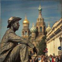 Ряженые 55 :: Цветков Виктор Васильевич