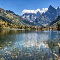 Озеро Туманлы-Кель :: Владимир Натальченко