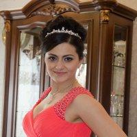 невеста Арегназ :: Ольга Русакова
