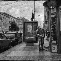 My magic Petersburg_02142   На Кирочной улице :: Станислав Лебединский