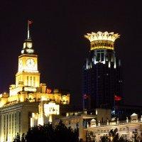 Ночной Шанхай :: Виталий  Селиванов