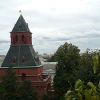 облака над москвой :: натальябонд бондаренко
