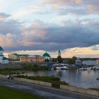 залив Чебоксары :: Седа Ковтун