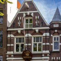 Особенности архитектуры Амстердама :: Witalij Loewin