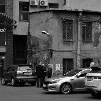 Город контрастов :: Irina Satyr