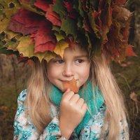 осенняя загадка :: Kate Vasileva