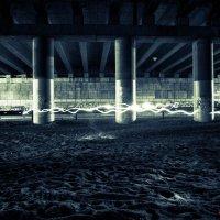 Светлячок под ночным мостом :: Роман Fox Hound Унжакоff