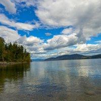 Озеро Оканаган :: Dobr