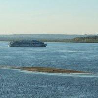 течет река Волга :: Надежда Щупленкова