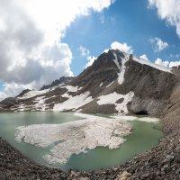 Моренное озеро :: Dmitriy Sagurov