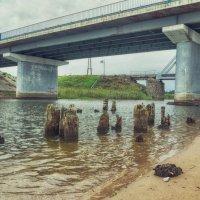 Старый и новый мост :: Геннадий Клевцов
