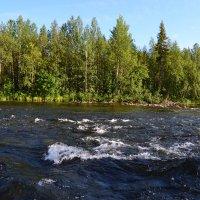 Бурная река :: Ольга