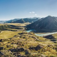 Реки и дороги Алтая :: Егор Балясов