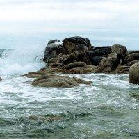 Морской пейзаж :: Жанетта Буланкина