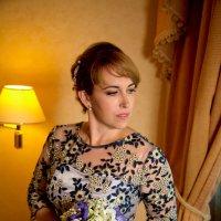 Портрет в золотистых тонах :: Валерий Славников