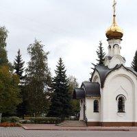 Церковь :: Николай Холопов