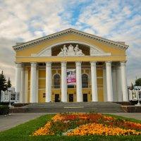 Театр в Йошкар-Оле :: Сергей Тагиров