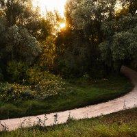 Брызги заходящего солнца :: Валерий Чернов