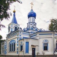 Свято -Ильинский храм . Орша :: Светлана З