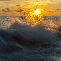 море волнуется два... :: Евгений Khripp
