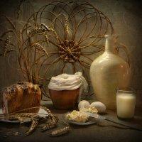 Молоко на завтрак :: Клара