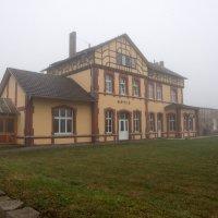 Утренний туман :: Андрей Агешин