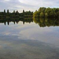 Небо в воде :: Alexander