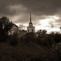 Церковь Спаса Всемилостивого Аркадиевского монастыря в Вязьме (1783) :: Alexander Petrukhin
