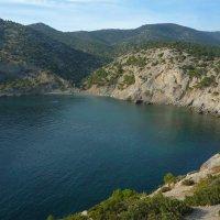 Царский пляж, Голубая бухта :: Юрий K...